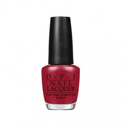 Vernis à ongles Classique Got the Blues for Red OPI 15ml