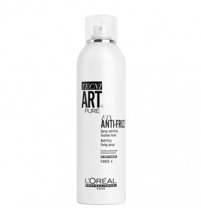 Spray Fix Anti-frizz Pure Tecni Art l'Oréal Professionnel 400 ml