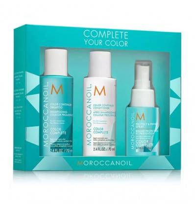 Kit Complete Your Color Moroccanoil