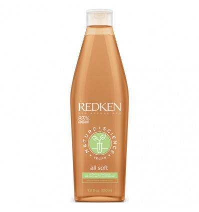 Shampooing Nature + Science All Soft Redken 300ml