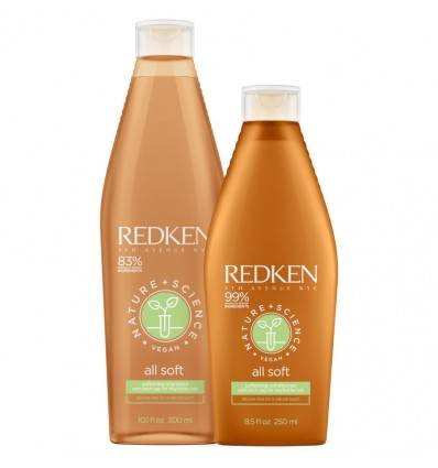 Duo Nature + Science All Soft Redken