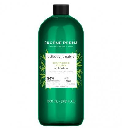 Shampooing Volume Au Bambou Bio Collections Nature Eugene Perma 1000 ml