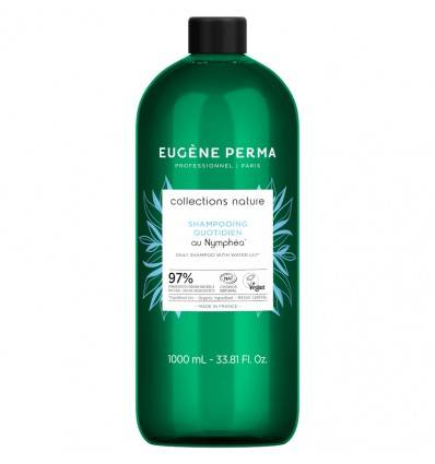 Shampooing Quotidien Au Nymphéa Bio Collections Nature Eugene Perma 1000 ml