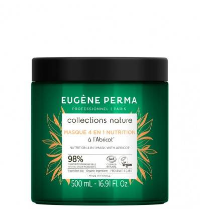 Masque 4 en 1 Nutrition Collections Nature Eugene Perma 500 ml