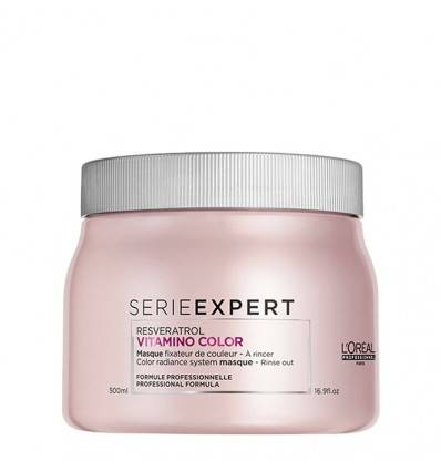 Masque Vitamino Color Resveratrol L'Oréal Professionnel 500ml