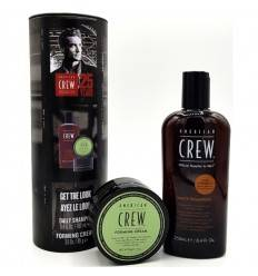 Coffret Shampooing Daily Et Forming Cream American Crew