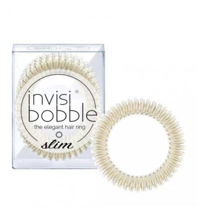 Elastiques Stay Gold Slim Invisibobble