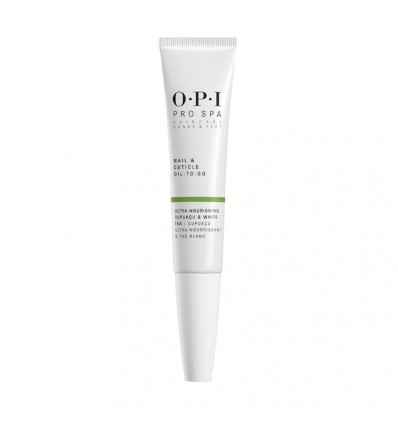 Huile Ongles & Cuticules Oil-To-Go OPI Pro Spa 7.5ml