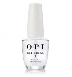 Top Coat Protecteur Gel Break Etape 3/3 OPI 15ml