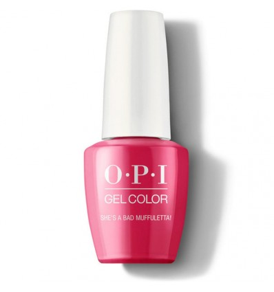 Vernis GelColor She's A Bad Muffuletta OPI