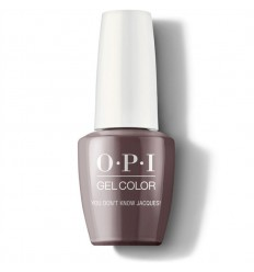Vernis GelColor You Don't Know Jacques! OPI