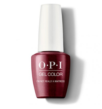 Vernis GelColor I'm Not Really A Waitress OPI