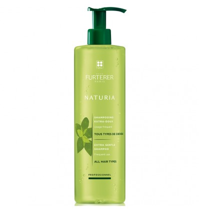 Shampooing Naturia Extra Doux Equilibrant René Furterer 600ml