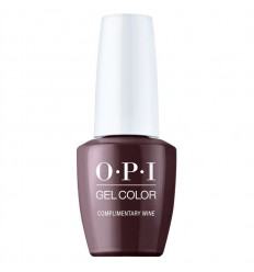 Vernis GelColor Complimentary Wine OPI 15ml