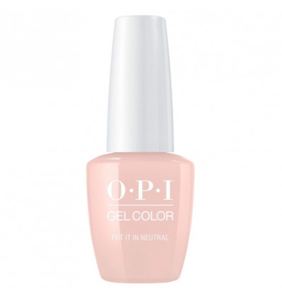 Vernis GelColor Put It In Neutral OPI