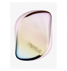 Brosse Compact Styler Pearlescent Matte Chrome Tangle Teezer