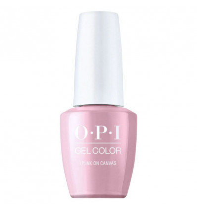 Vernis GelColor Pink On Canvas OPI 15ml