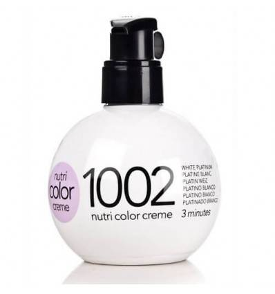 NUTRI COLOR PLATINE BLANC 1002