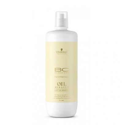 Shampooing Fins à Normaux Oil Miracle Schwarzkopf 1000 ml