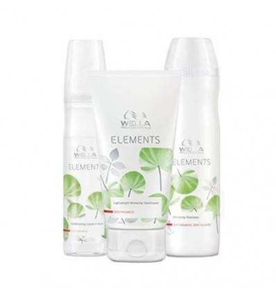 Pack Elements Régénérant Wella