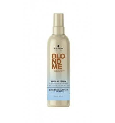 Spray Instant Blush Steelblue BlondMe Schwarzkopf 250 ml