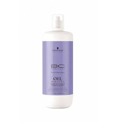 Shampooing Barbary Fig Oil Schwarzkopf 1000 ml