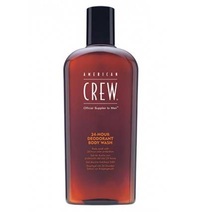 24-hour Deodorant Body Wash American Crew 450 ml