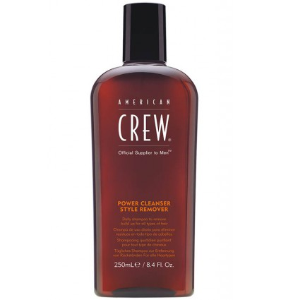 Power Cleanser Style Remover American Crew 1000 ml