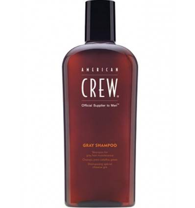 Shampooing Gray American Crew 250 ml