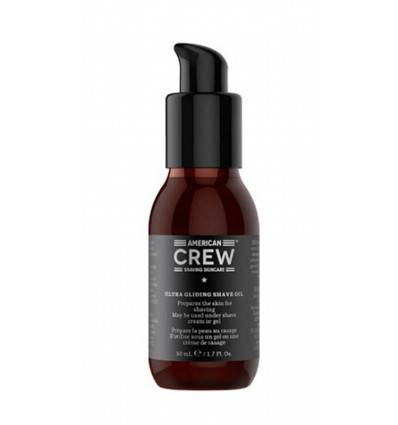 Ultra Gliding Shave Oil American Crew 50 ml