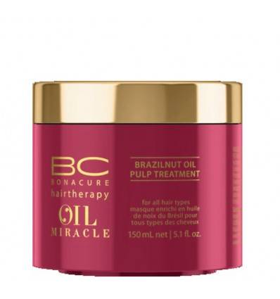 Masque Oil Miracle Brazilnut Schwarzkopf 150 ml