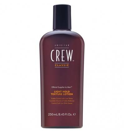 Crème Coiffante Light Hold Texture Lotion American Crew 250 ml