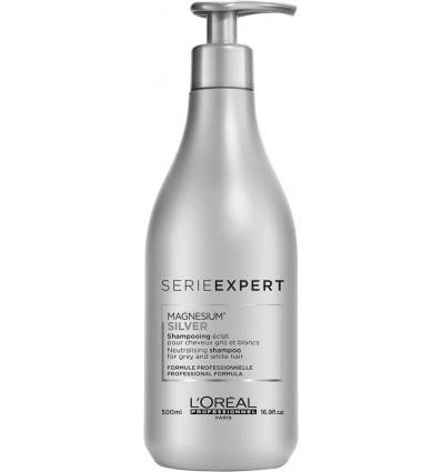 Shampooing Silver l'Oréal Professionnel 500 ml