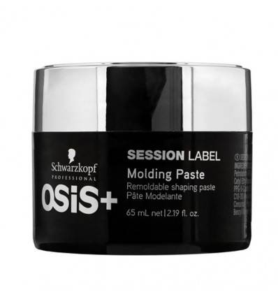 Pâte Modelante Session Label Schwarzkopf 65 ml