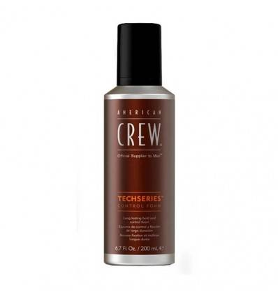 Tech Series Control Foam American Crew 200 ml