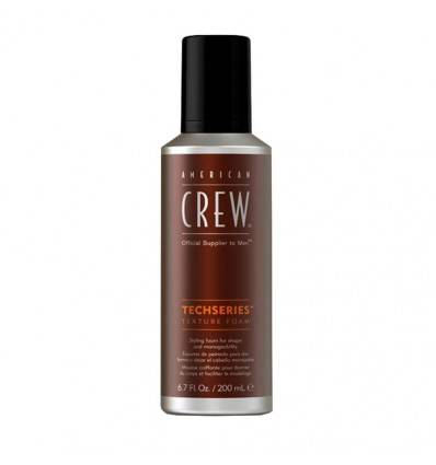 Tech Series Texture Foam American Crew 200 ml