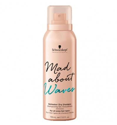 Shampoing Sec Ondulations Mad About Waves Schwarzkopf 150 ml