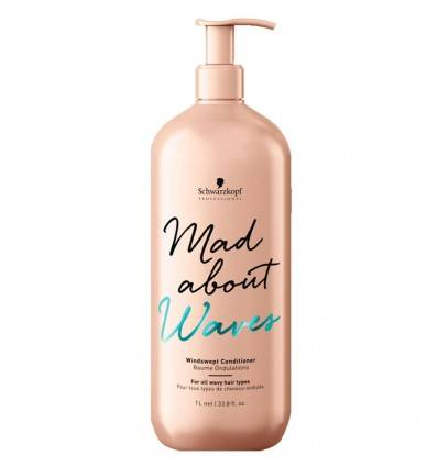 Baume Ondulations Mad About Waves Schwarzkopf 1000 ml