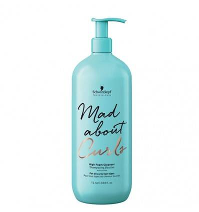 Shampoing Boucles Mad About Curls Schwarzkopf 1000 ml