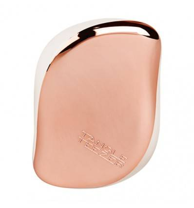 Brosse Rose Gold Luxe Compact Styler Tangle Teezer