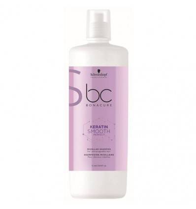 Shampooing Micellaire Keratin Smooth Perfect Schwarzkopf 250 ml