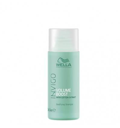 Shampooing Volume Boost Invigo Wella 250 ml