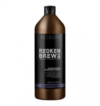 Shampooing Silver Brews Redken 1000 ml