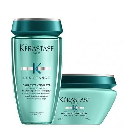 Duo Bain et Masque Extentioniste Kérastase