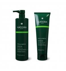 Duo Shampooing 600ml Et Masque 250ml Volumea René Furterer