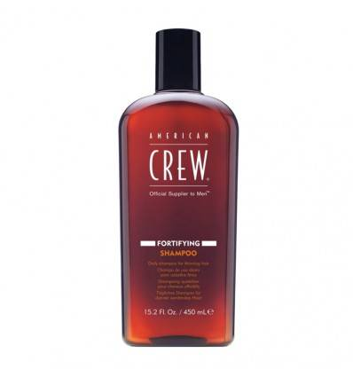 Shampooing Fortifying American Crew 450ml